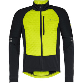 VAUDE Pro Zip-Off Insulation Jacket Men, bright green